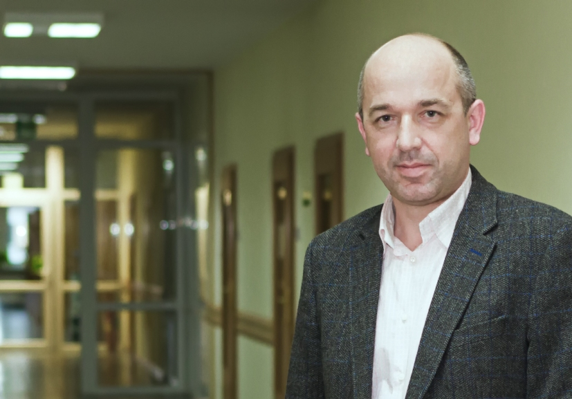 Marek Kubicki, Dyrektor ds. Rozwoju IT w Grupie Edukacyjnej S.A.