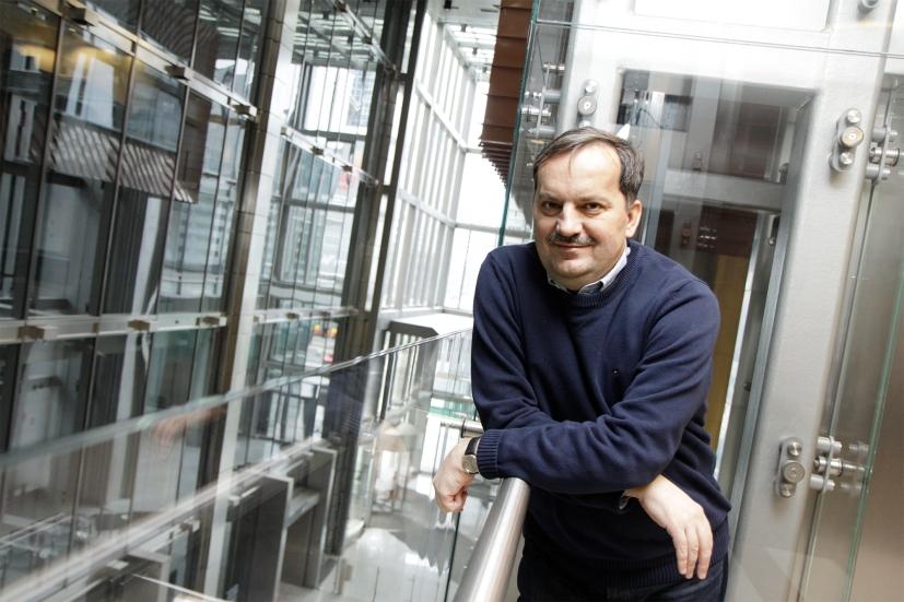 Aleksander Bury, konsultant w Juniper Networks Poland