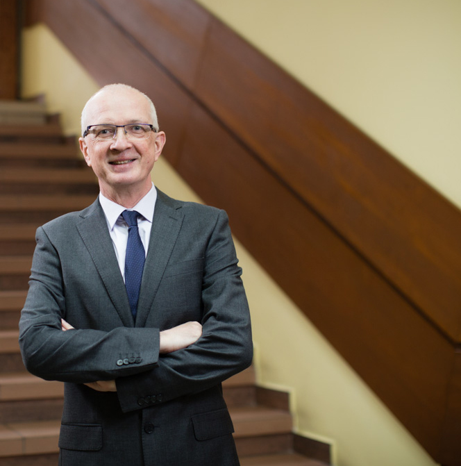 Zdzisław Wijas, kierownik Działu Informatyki w Zakładzie Obsługi i Informatyki Urzędu Miasta Kielce