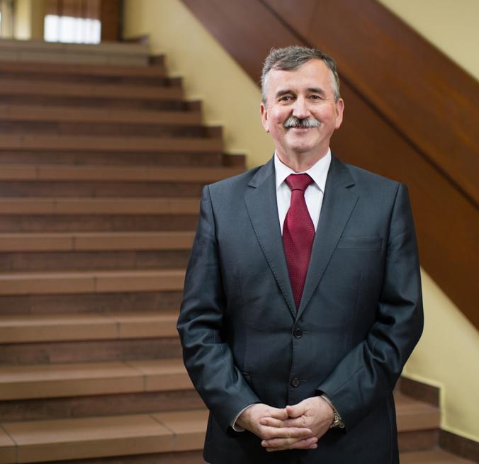 Zygmunt Mazur, dyrektor Zakładu Obsługi i Informatyki Urzędu Miasta Kielce