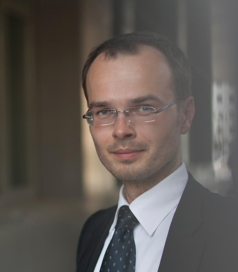 Piotr Jagiełło, kierownik programu BPM w Biurze Nauki, Strategii i Rozwoju Uniwersytetu Medycznego w Łodzi