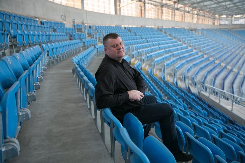 Grzegorz Hunicz, dyrektor Wydziału Informatyki i Telekomunikacji w Urzędzie Miasta Lublin