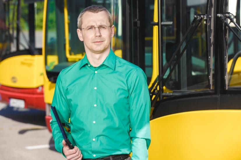 Krzysztof Pietruczuk, MPK we Wrocławiu
